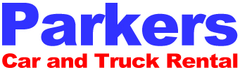 Parkers Car and Truck Rental Sussex