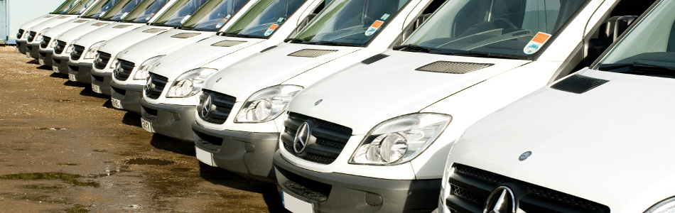 Van Hire from Parkers Car Rental in Sussex, Haywards Heath, Burgess Hill