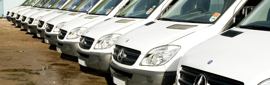 Van Hire from Parkers Car Rental in Sussex, Haywards Heath, Burgess Hill