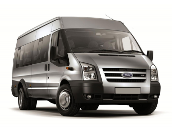 17 Seater Minibus Rental from Parkers Car and Truck Rental in Sussex
