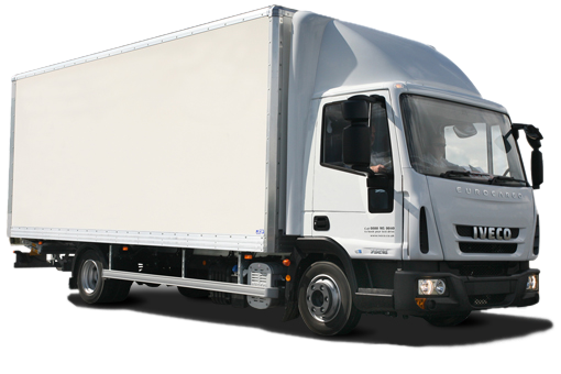 7.5 Tonne Rental from Parkers Car and Truck Rental in Sussex