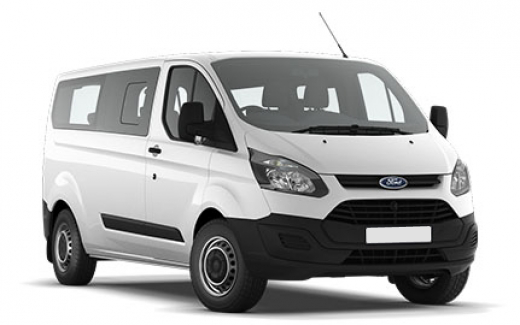 7 Seater Minibus Rental from Parkers Car and Truck Rental in Sussex