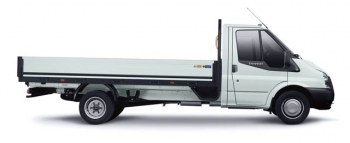 Ford Tipper Rental from Parkers Car and Truck Rental in Sussex
