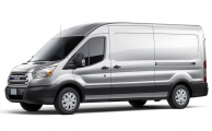 Ford Transit Rental from Parkers Car and Truck Rental in Sussex